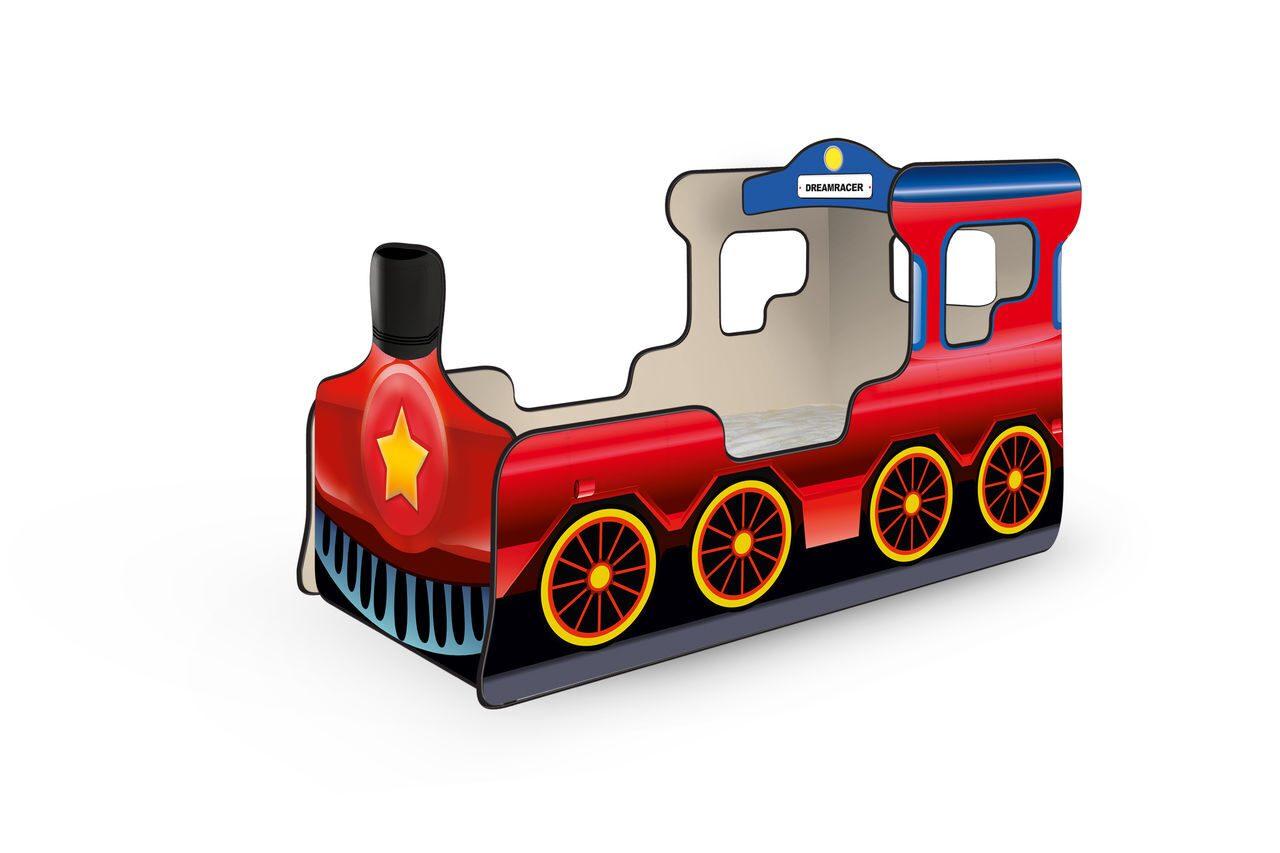 Кровать поезд своими руками